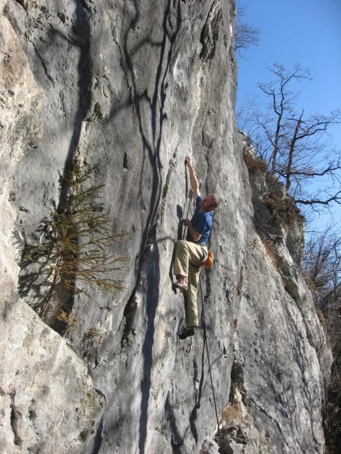 30 marzo Maurizio Oviglia a Tolmezzo  Autunno-2011-climb-174