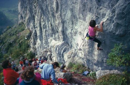 Arrampicarnia 1986