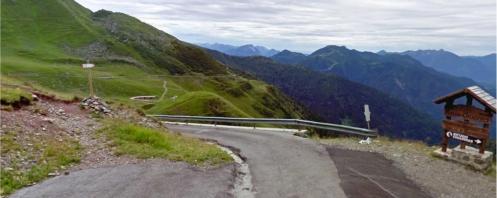 Bivio sentiero Chiadinas