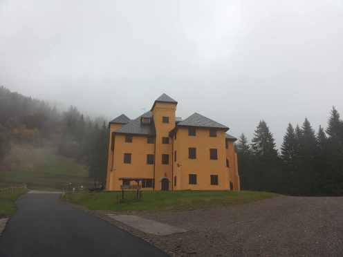 Addams' house