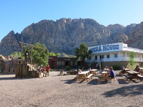 the bonnie springs motel
